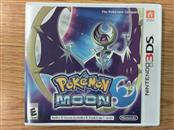 POKEMON Nintendo 3DS Game MOON 3DS